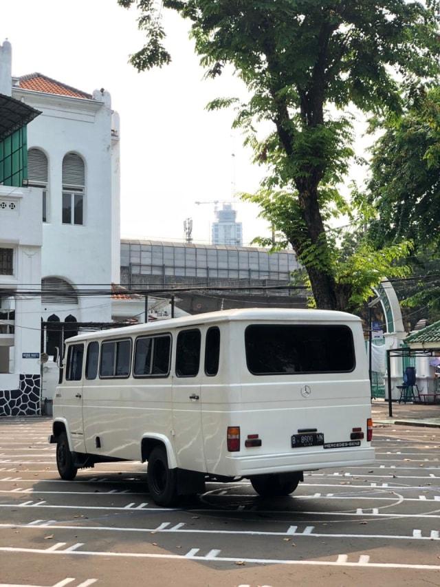 Saat Bus Klasik Mercedes-Benz Mejeng di Bursa Mobil Bekas, Berminat? (126510)