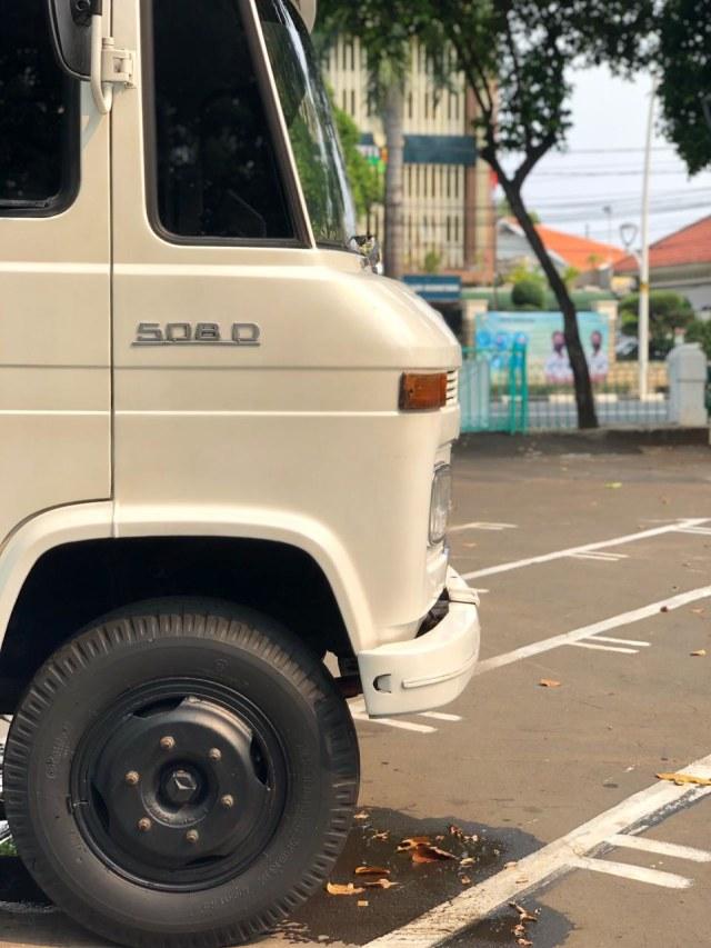 Saat Bus Klasik Mercedes-Benz Mejeng di Bursa Mobil Bekas, Berminat? (52912)