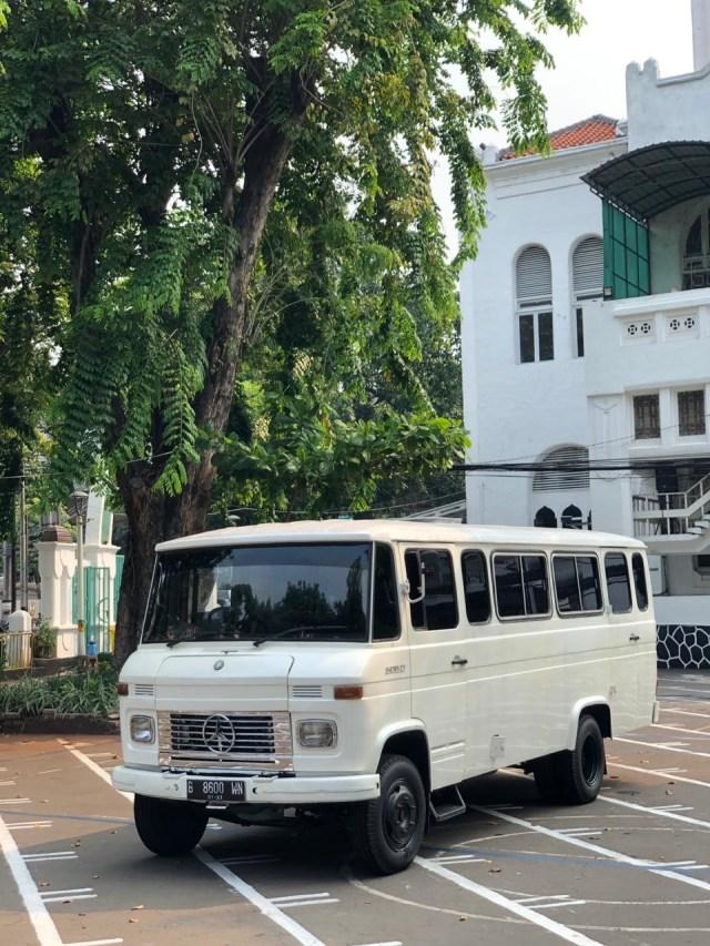 Saat Bus Klasik Mercedes-Benz Mejeng di Bursa Mobil Bekas, Berminat? (126509)