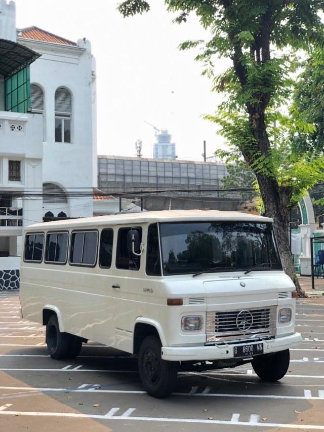 Saat Bus Klasik Mercedes-Benz Mejeng di Bursa Mobil Bekas, Berminat? (52908)