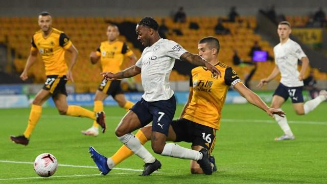 Klasemen Liga Inggris Usai Wolves vs Man City  (102116)