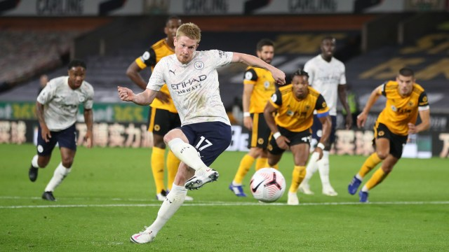 Wolves vs Man City: The Citizens Bawa Pulang Poin Penuh (2)