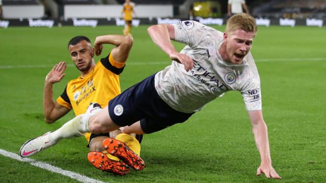 Wolves vs Man City: Kevin De Bruyne Banjir Pujian (77418)