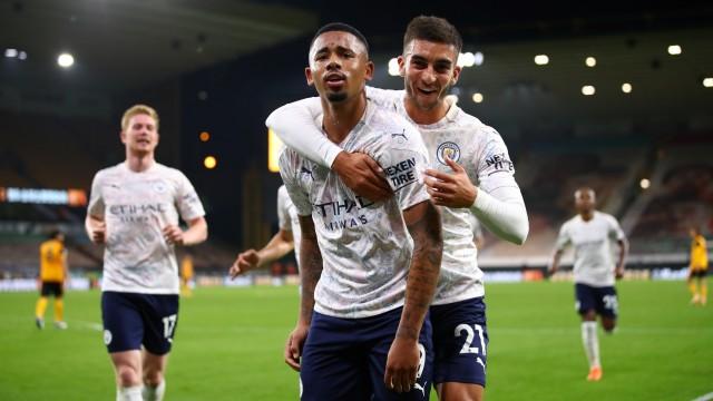 Klasemen Liga Inggris Usai Wolves vs Man City  (102115)