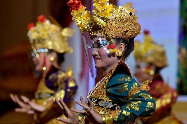 Foto: Geliat Pariwisata di Bali dengan Menerapkan Protokol Kesehatan  (16705)