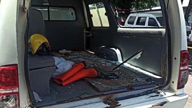 Pengadangan Mobil Ambulans Pembawa Jenazah Pasien COVID-19 di Sulut Dipicu Hoaks (85082)