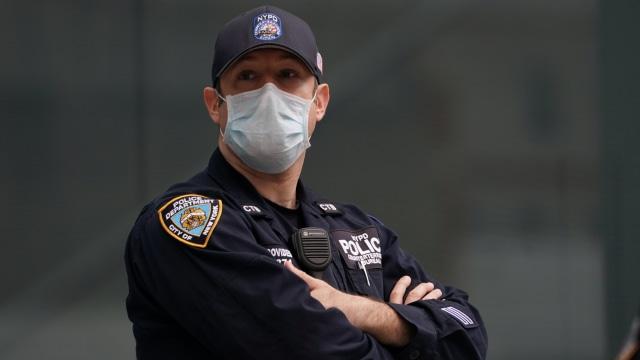 AS Tangkap Polisi yang Jadi Mata-mata China di New York (75822)