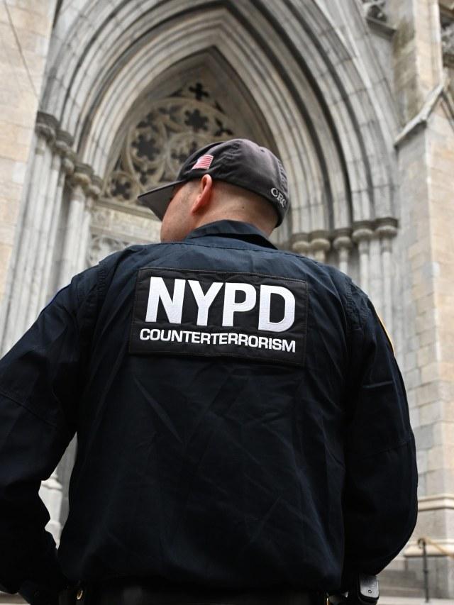 AS Tangkap Polisi yang Jadi Mata-mata China di New York (75821)