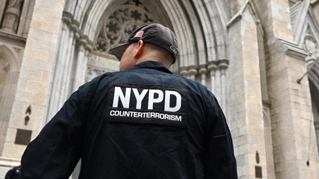 AS Tangkap Polisi yang Jadi Mata-mata China di New York (75823)