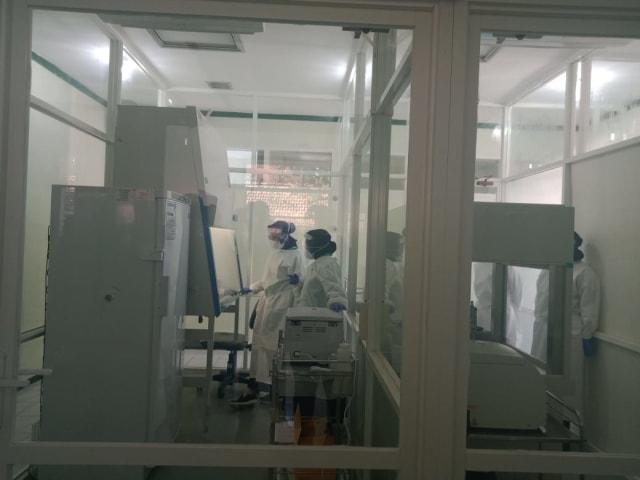 Kabupaten Malang Punya Alat Tes PCR, tapi SDM Belum Memadai (22024)