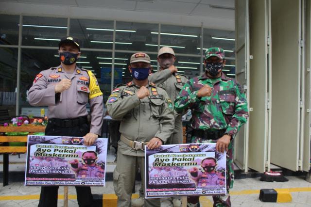 2 Pekan Razia, 120 Warga Terjaring Tak Pakai Masker (6228)