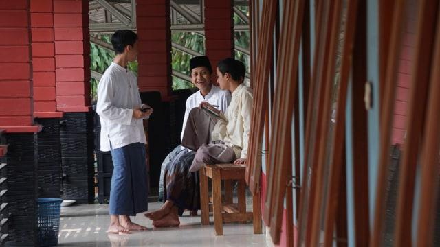 Pesugihan Bulu Genderuwo: Pelaku Tobat Karena Anak Masuk Pesantren (390748)
