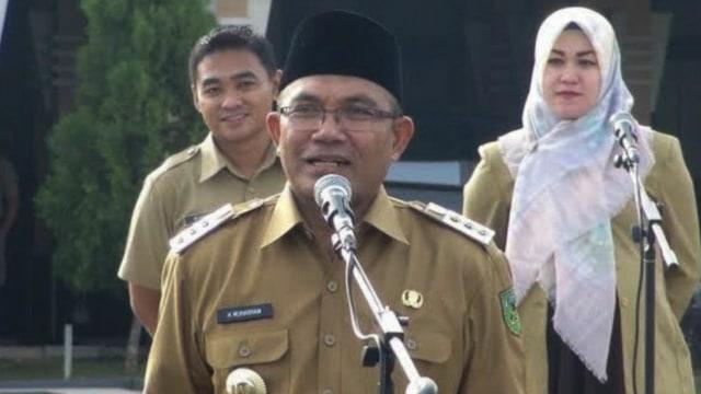 Bupati Berau Meninggal karena Corona, Sempat Bertemu Menteri Edhy Prabowo (14096)