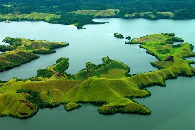 Ketika Ikan Gurami, Wader, dan Nila jadi Pemusnah Ikan Asli Danau Sentani, Papua (514347)