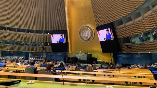 Tanya Jokowi di Sidang Umum PBB: Apakah Dunia Kita Impikan Sudah Tercapai? (405583)
