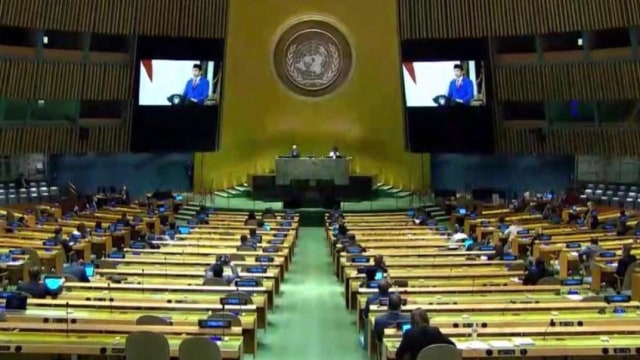 Tiga Butir Pemikiran Jokowi untuk PBB (4477)