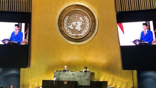 5 Fakta Pidato Jokowi di Sidang Umum PBB (304484)