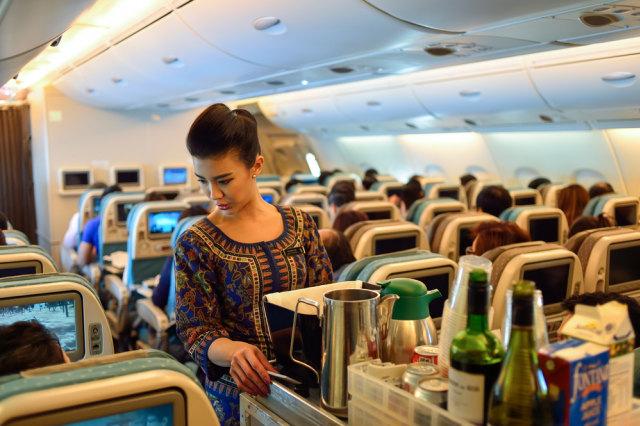 Singapore Airlines Sulap Pesawat Jumbo Jadi Restoran Mewah, Tiket Ludes 30 Menit (18476)