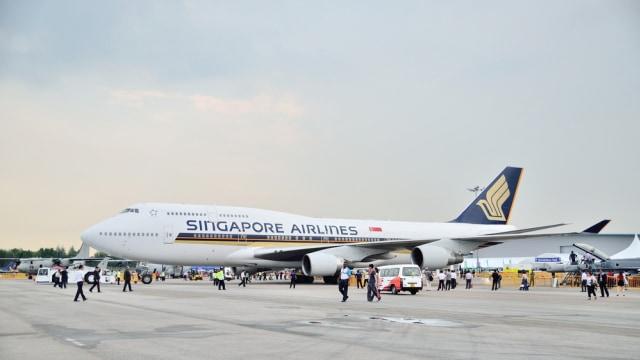 Singapore Airlines Sulap Pesawat Jumbo Jadi Restoran Mewah, Tiket Ludes 30 Menit (18474)