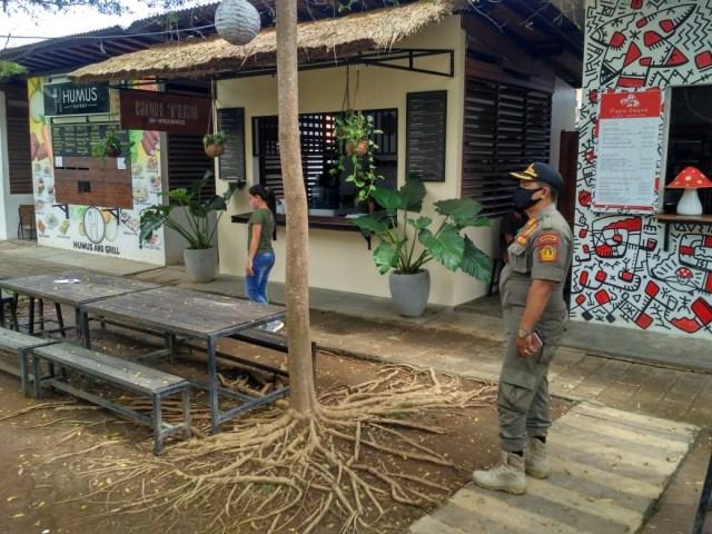 Viral Sekelompok WNA di Bali Tari Salsa di Restoran, Abaikan Protokol Kesehatan (29867)