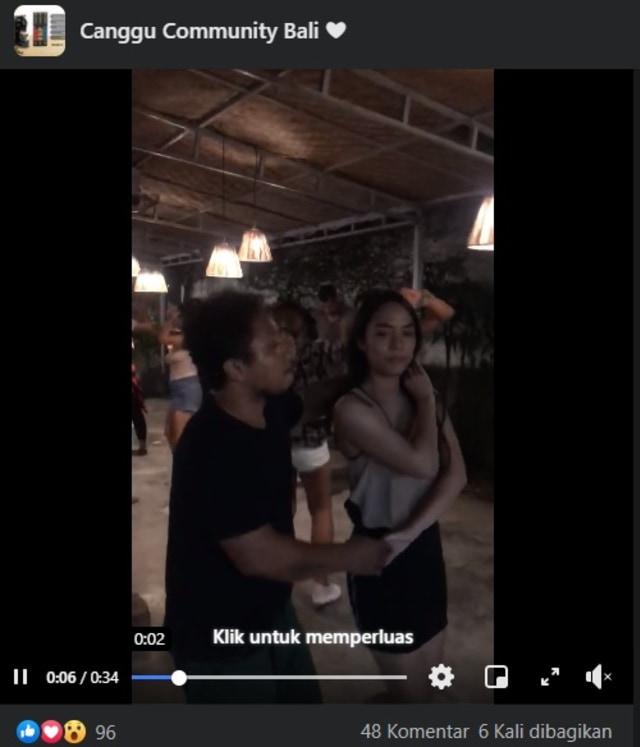 Viral Sekelompok WNA di Bali Tari Salsa di Restoran, Abaikan Protokol Kesehatan (29866)
