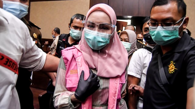 Hukuman Jaksa Pinangki Dipotong 6 Tahun Penjara, Apa JPU Bakal Kasasi? (1094966)