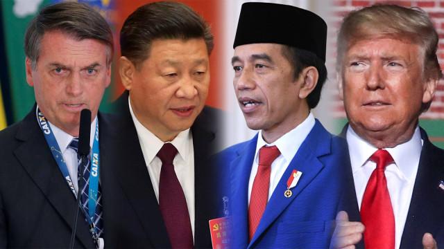 Berbagai Pernyataan Pemimpin Dunia di Sidang Majelis Umum PBB (131090)