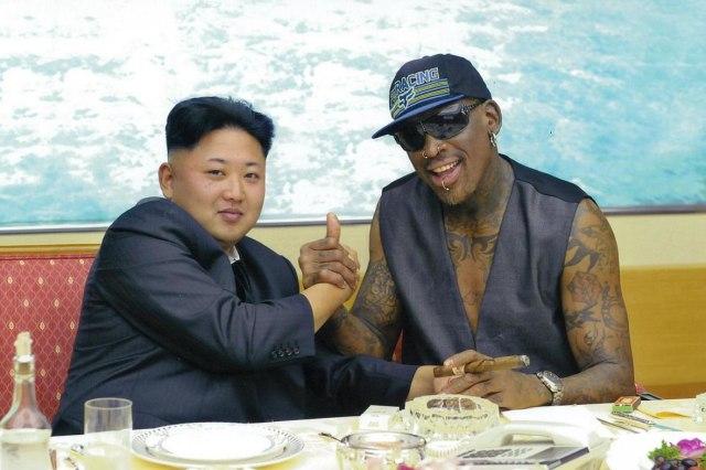 Kim Jong Un: Penggemar Basket yang Bersahabat dengan Dennis Rodman |  kumparan.com