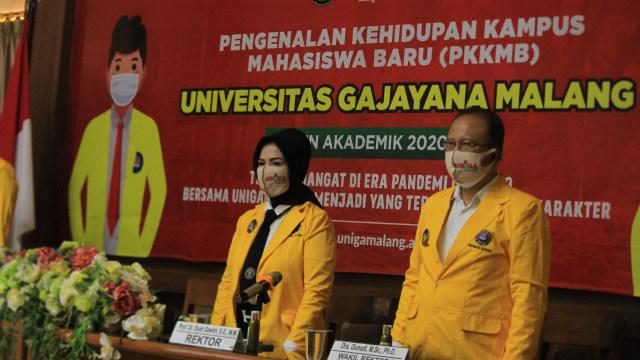 Sambut Maba, Rektor Uniga Malang Siap Laksanakan Tri Dharma Perguruan Tinggi (319514)