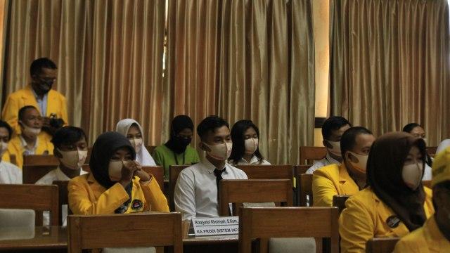 Sambut Maba, Rektor Uniga Malang Siap Laksanakan Tri Dharma Perguruan Tinggi (319515)