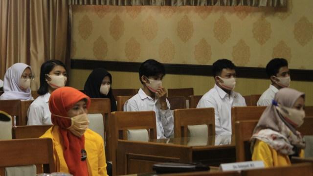 Sambut Maba, Rektor Uniga Malang Siap Laksanakan Tri Dharma Perguruan Tinggi (319516)