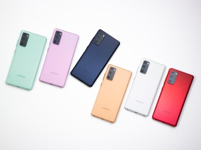 Samsung Rilis Galaxy S20 FE Warna-warni, Versi Murah HP Galaxy S20 (159606)