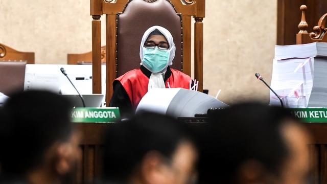 Eks Dirut Jiwasraya Akan Banding, Anggap Vonis Penjara Seumur Hidup Tak Adil (24467)