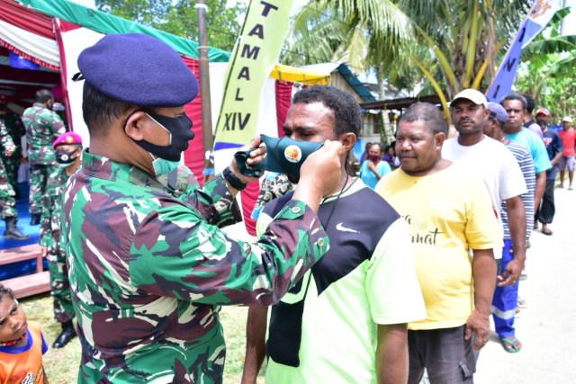 Alumni Akabri Altar'89 Distribusikan 3000 Paket Sembako di Sorong, Papua Barat (332)