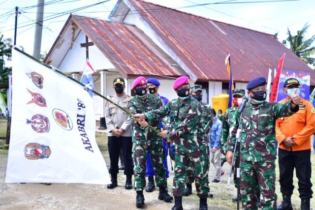 Alumni Akabri Altar'89 Distribusikan 3000 Paket Sembako di Sorong, Papua Barat (333)