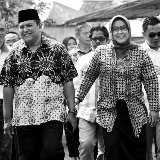 Suami Bupati Bogor Meninggal Dunia Akibat Kanker Paru-paru (82668)