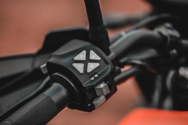 Foto: Gaspol KTM 390 Adventure di Trek Tanah (15220)