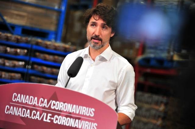 PM Kanada: Rumah Sakit Akan Kewalahan Jika Kasus COVID-19 Meningkat Drastis (53272)