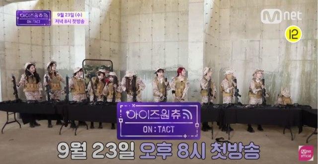 Idol Room IZONE Gagal Tayang, Member Berbagi Keseruan di Teaser Acara Terbaru (384455)