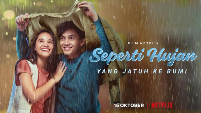 Dibintangi Jefri Nichol, Seperti Hujan yang Jatuh ke Bumi Tayang di Netflix (127233)