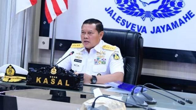 Profil Yudo Margono: Calon Panglima TNI dari AL, Kerap Pimpin Misi  Strategis   kumparan.com