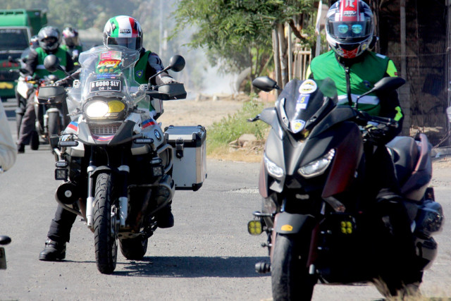 Bikers Sebelum Touring Wajib Lapor ke IMI Dulu, Benarkah? (124223)