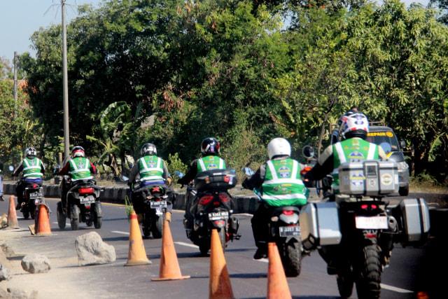Bikers Sebelum Touring Wajib Lapor ke IMI Dulu, Benarkah? (124222)