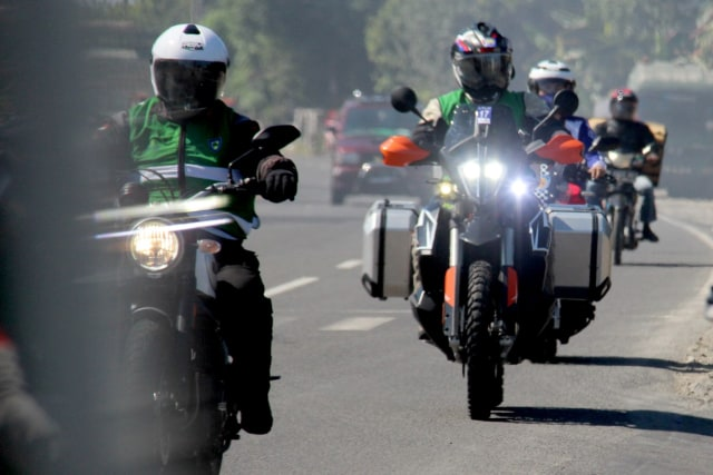 Bikers Sebelum Touring Wajib Lapor ke IMI Dulu, Benarkah? (124220)
