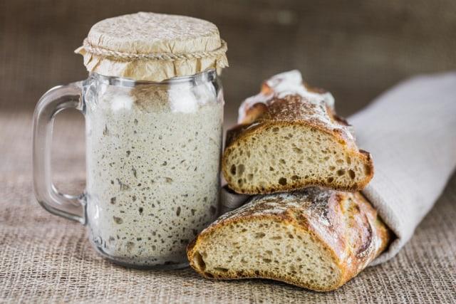 Apa Itu Roti Sourdough yang Diisukan Haram? (392645)