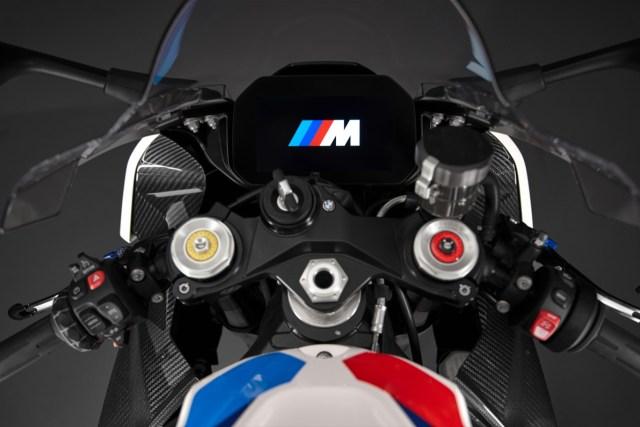 BMW Motorrad Kenalkan M 1000 RR, Motor Seri M Pertama di Dunia (42776)