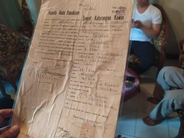 ANRI Ingatkan Keluarga yang Ingin Jual Surat Cerai Sukarno-Inggit: Bisa Dipidana (1)