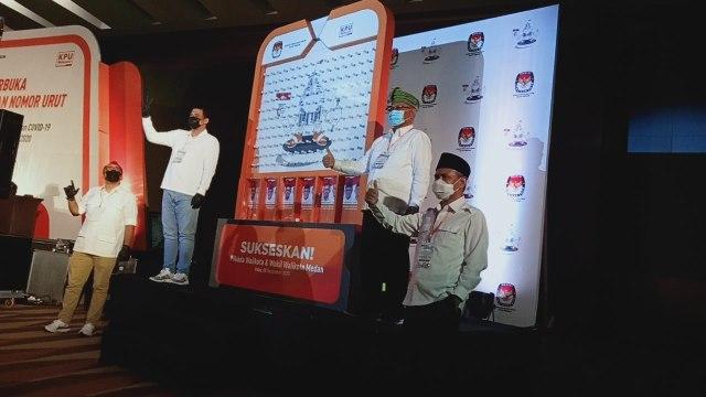 Kiat Perangi Narkoba di Medan: Akhyar Bangun BNN, Bobby Buat Creative Hub (570735)
