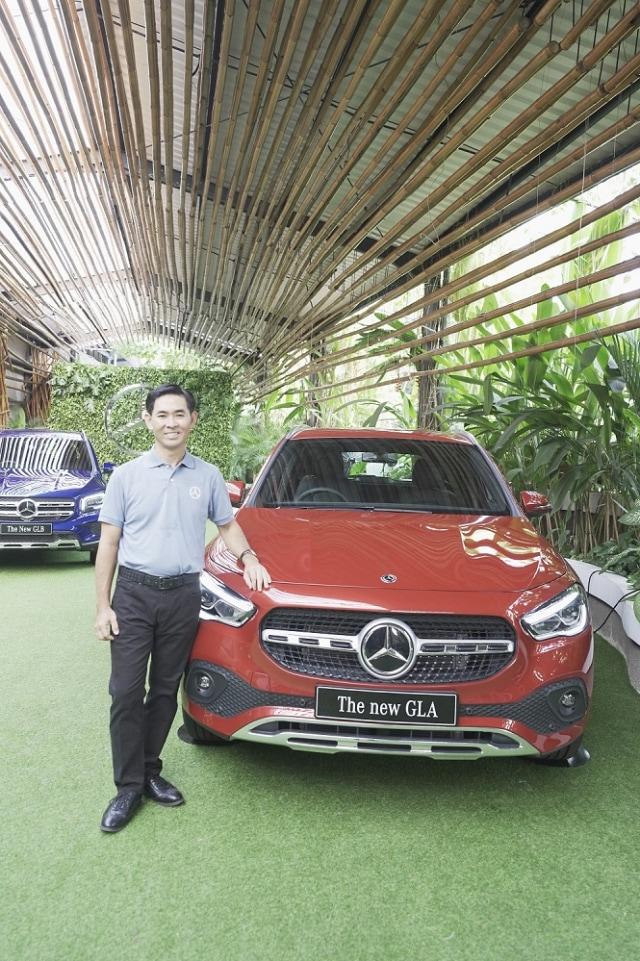 Mercedes-Benz GLA dan GLB 200 Meluncur di Indonesia, Harga Mulai Rp 700 Jutaan (116649)
