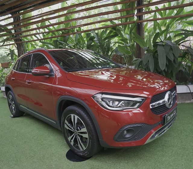 Mercedes-Benz GLA dan GLB 200 Meluncur di Indonesia, Harga Mulai Rp 700 Jutaan (116648)